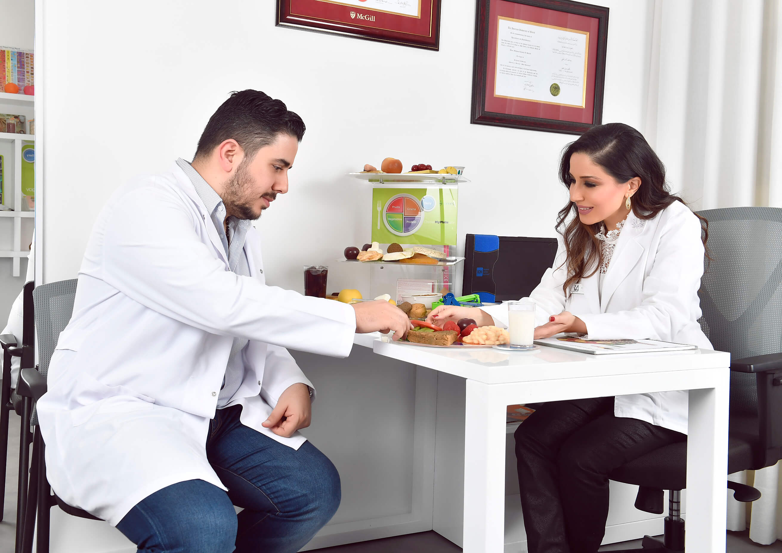 About Nutrition and Dietetic Services