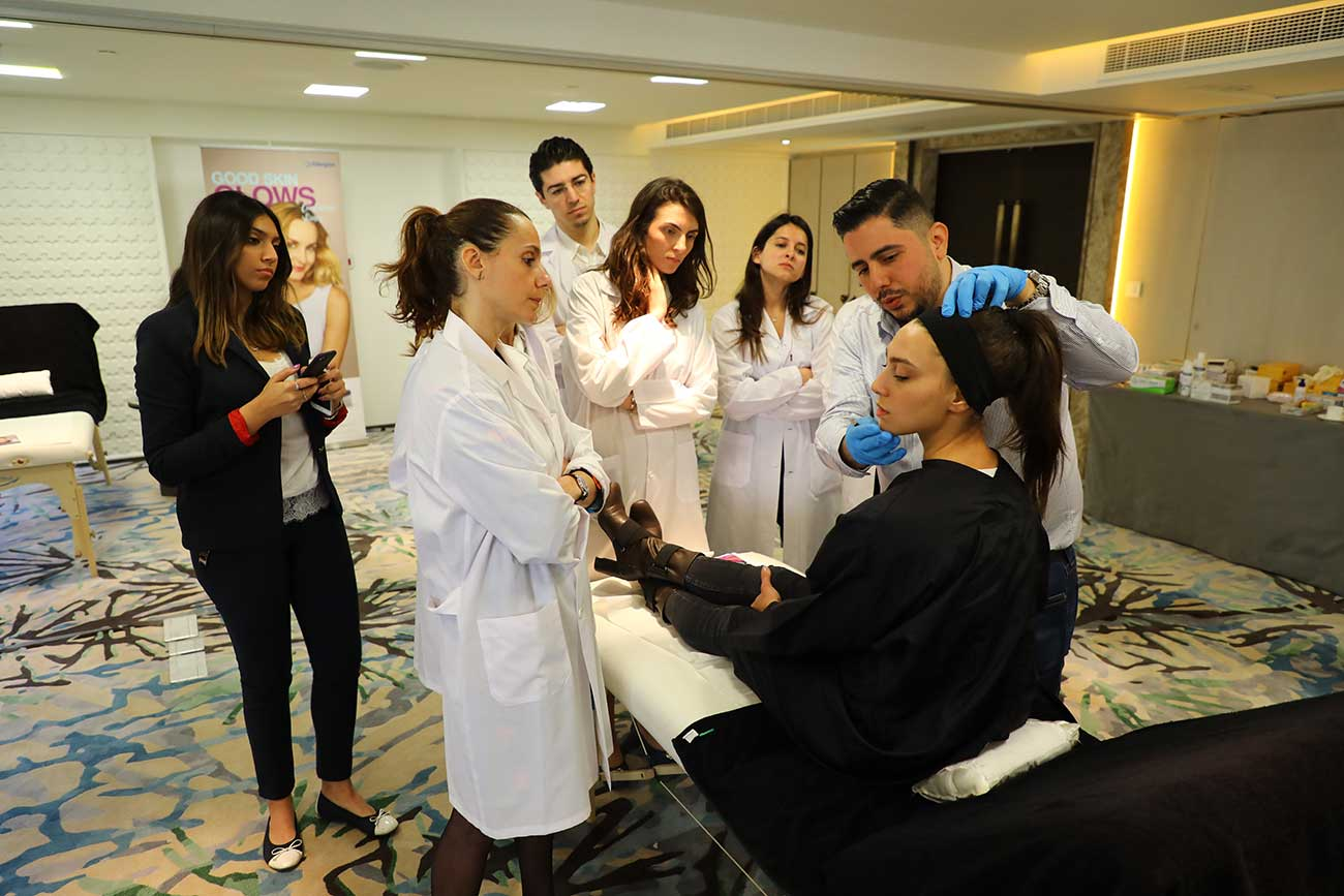 Dr. Rami Abadi Workshops
